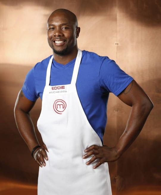 Master Chef - Eddie