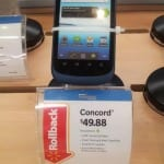 Walmart Family Mobile Unlimited Plans: Concord Smartphone Under $50