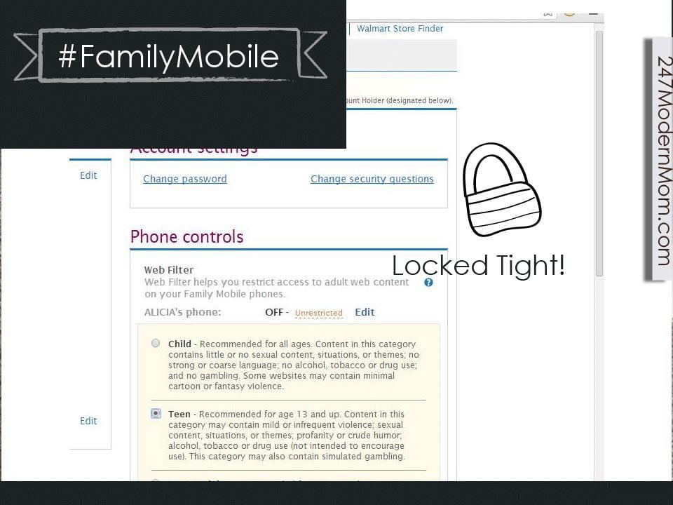 #MaxYourTax Parent Security