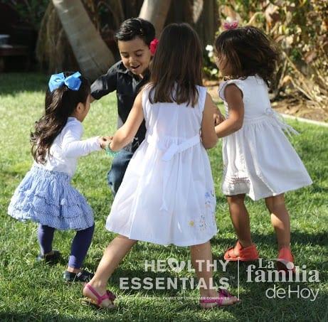 #LaFamiliaDeHoy Kids