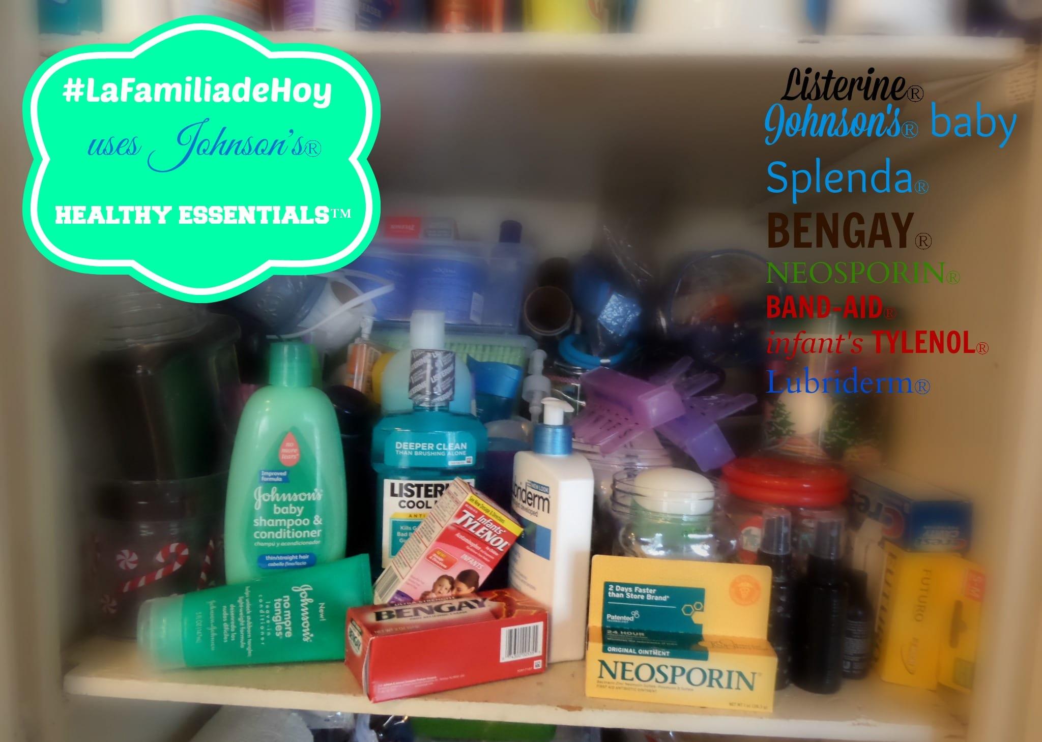 #LaFamiliadeHoy Healthy Essentials