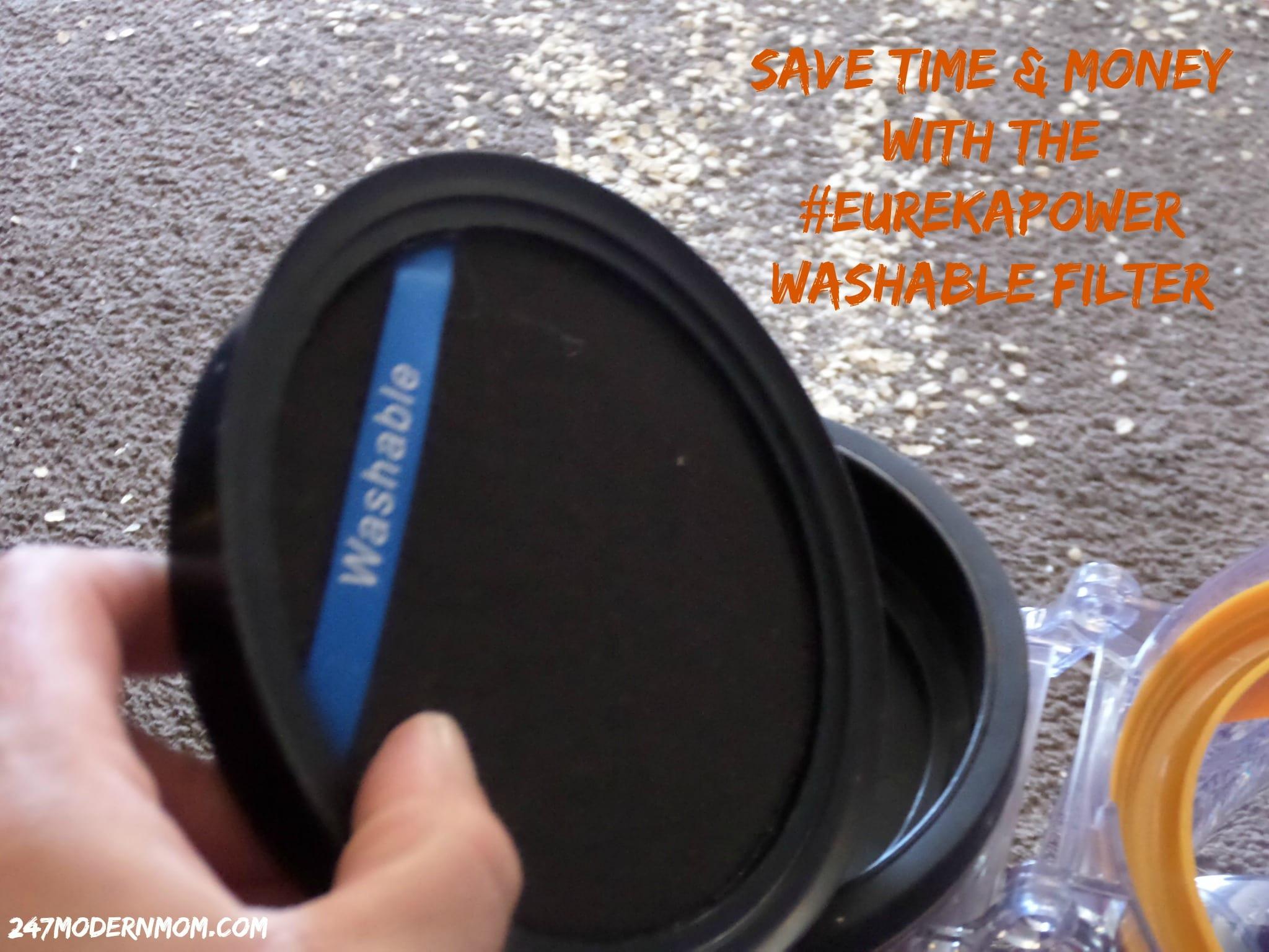 #sponsored #EurekaPower Clean Filter