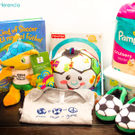 Futbol In Our DNA – Mi Equipo, Mi Herencia: 1 Year Supply of Pampers Diapers Contest & Giveaway