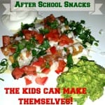 After School Snacks Kids Can Make Themselves: Coupon Savings