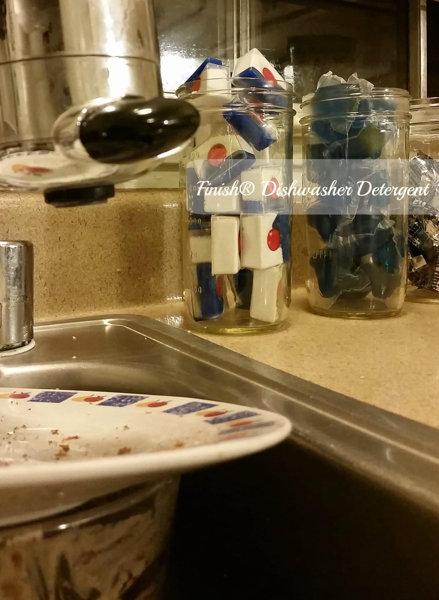 Finish Dishwasher Detergent #Shop #Cbias