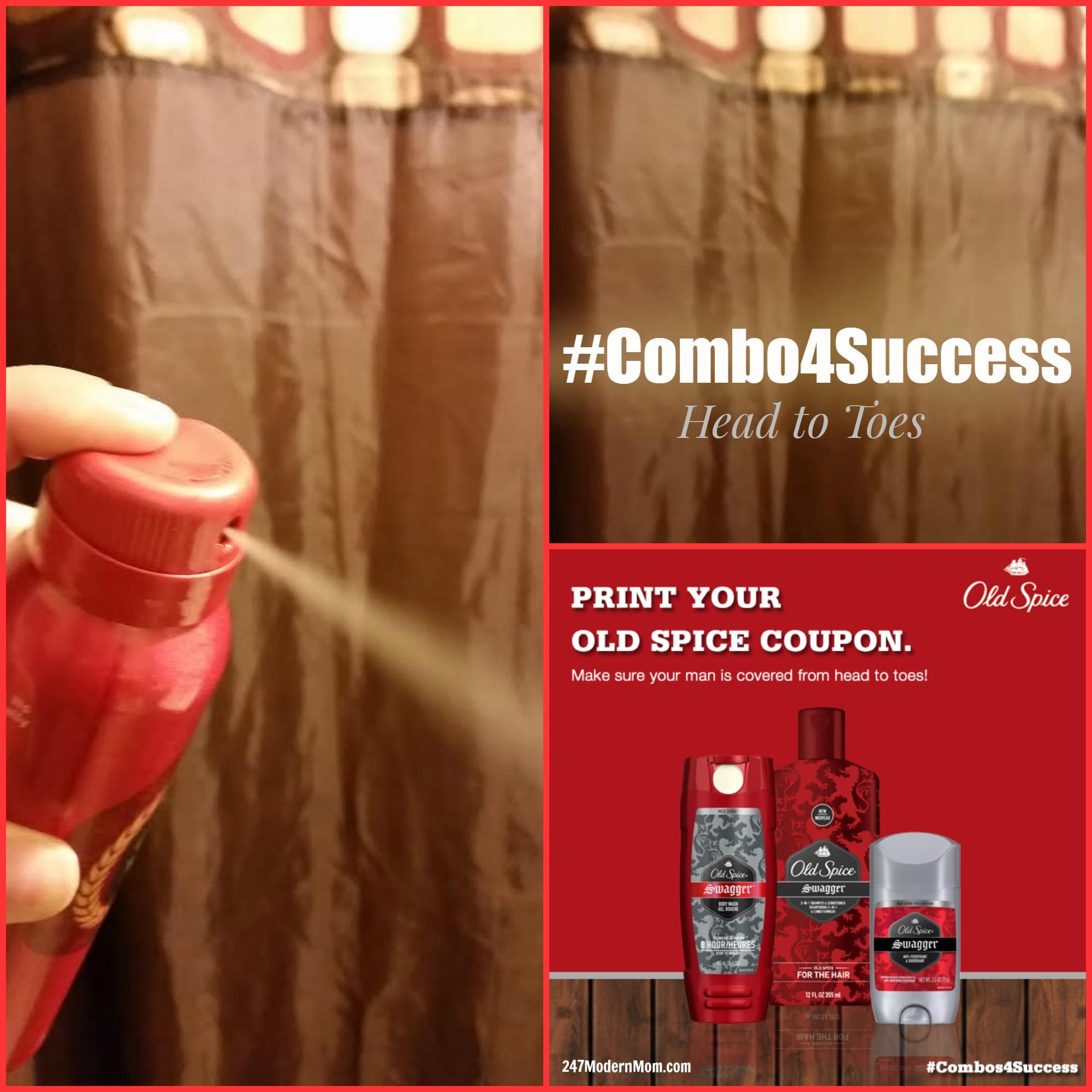 Head to Toes #Combos4Success #ad