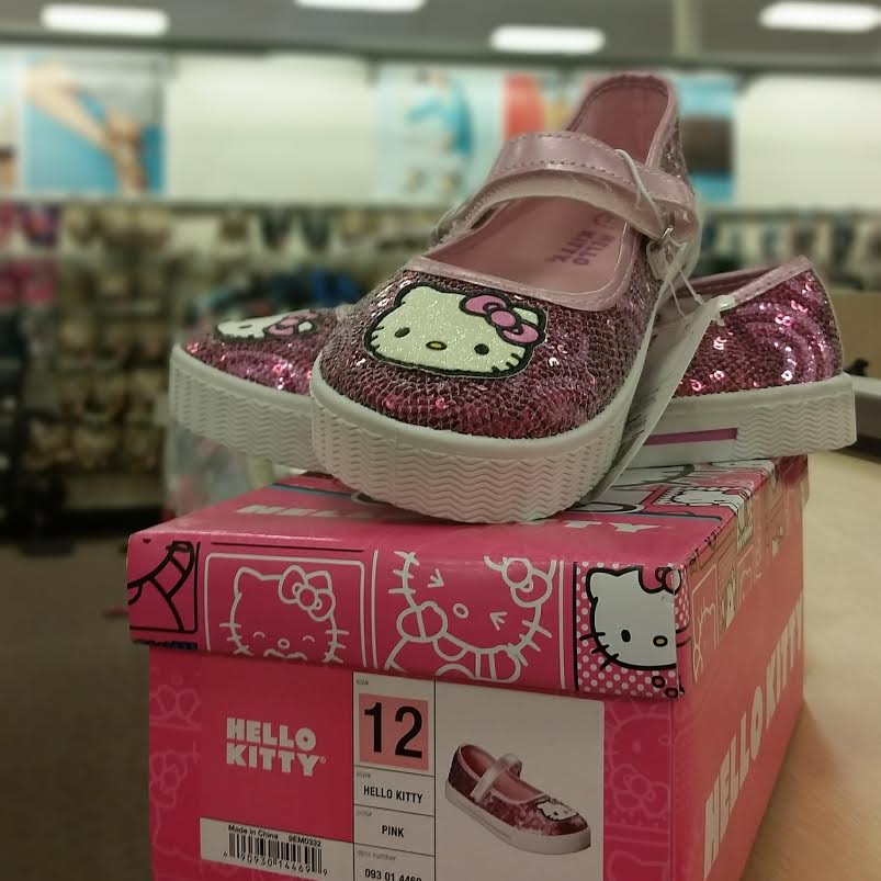 Back to school Hello Kitty shoes - Target
