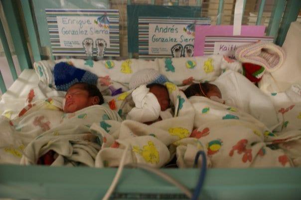 tiny triplets
