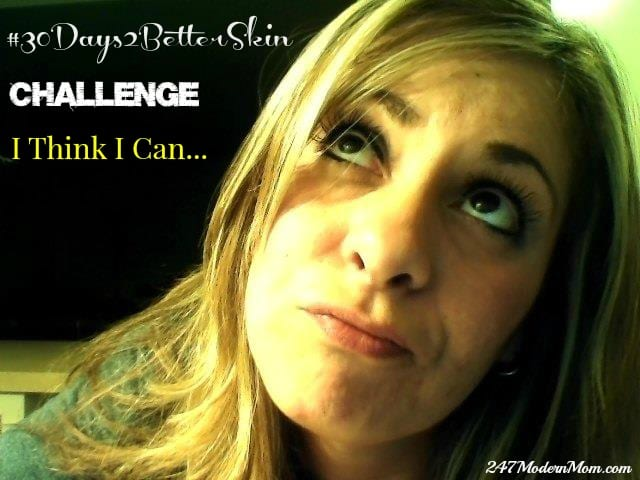 #30Days2BetterSkin Challenge #sponsored