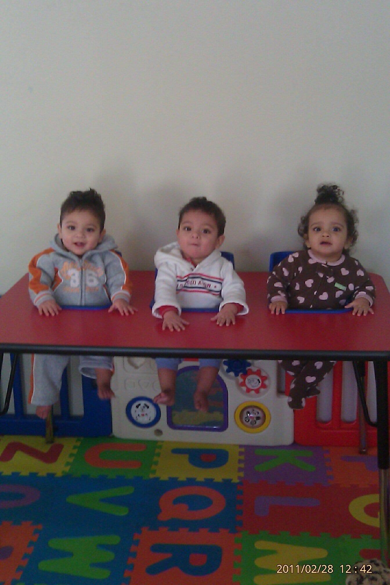 MedImmune Triplet Feeding