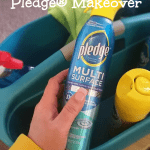 Speed Cleaning:  My 10 Minute Pledge® Makeover