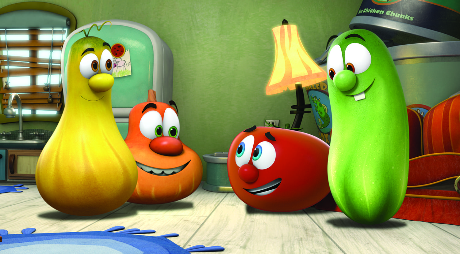 veggie tales in the house kids holiday fun hotline u0026 free