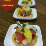 Spice Up Your Cracker With This Mango Pico de Gallo Recipe: RITZ® Snackify Challenge Instagram Contest
