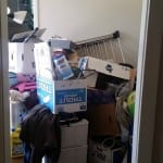 From Almost Homeless to Walk In Closets: Spring Cleaning In Our New Place