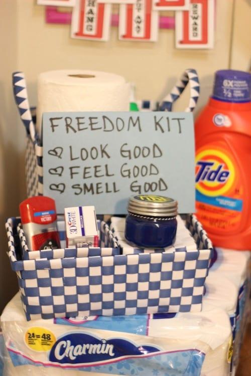 chores list kit