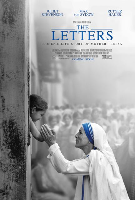 The Letters Movie Trailer Art