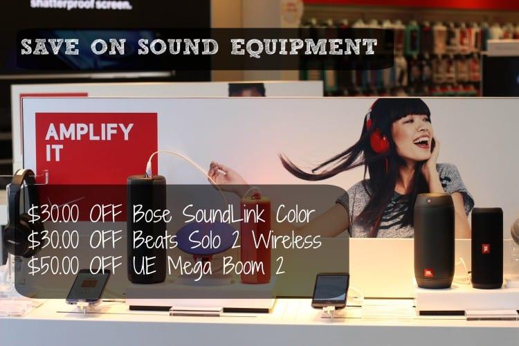 Verizon Gift Ideas Sound Solutions