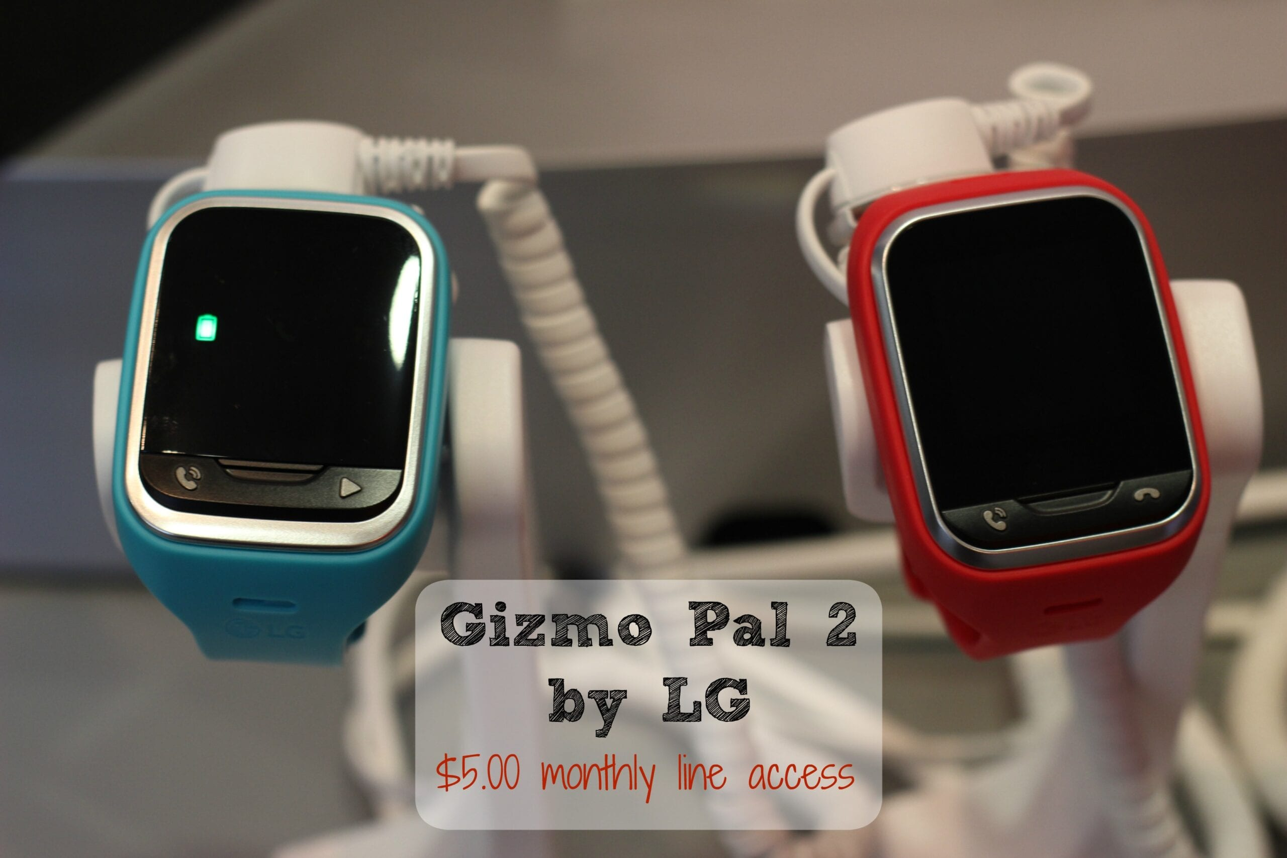 Verizon Tech Gift Ideas - Gizmo Pal 2
