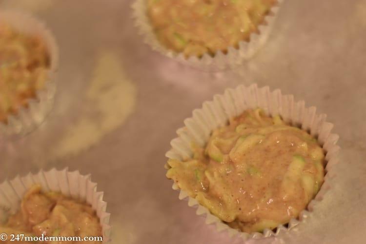 Zucchini Bread Recipe - No Sugar Added -9