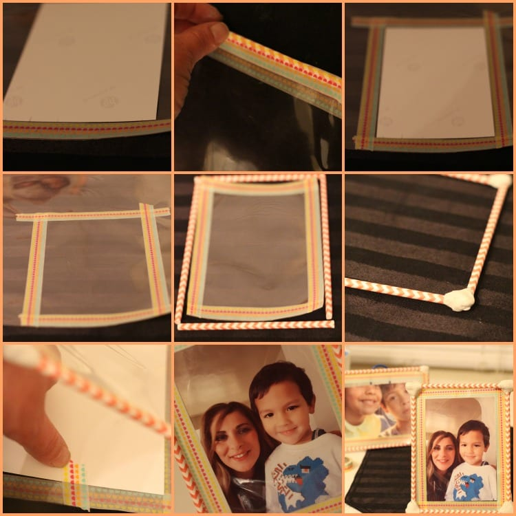 photo frame diy tutorial