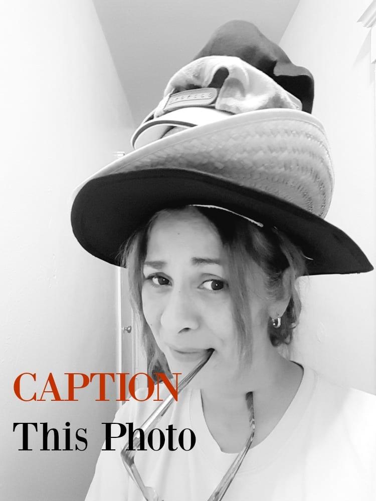 Mom wears a lot of hats