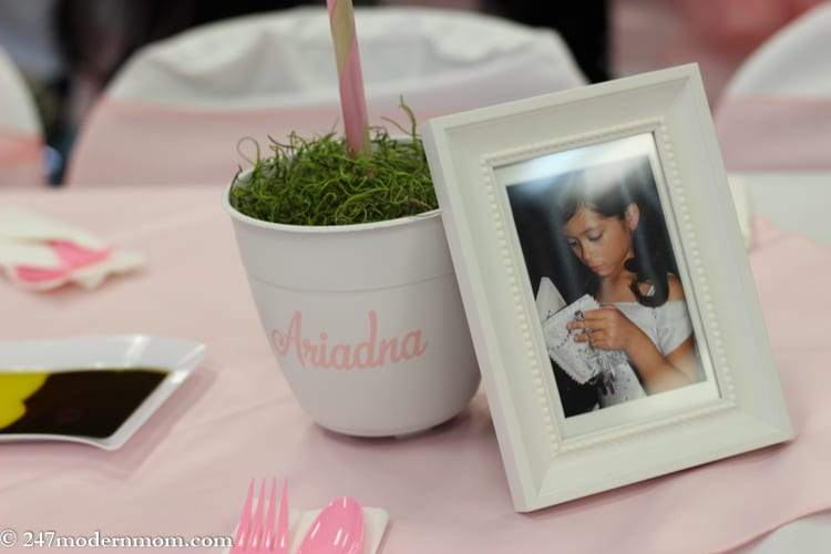 First Communion Party Ideas picture gifts