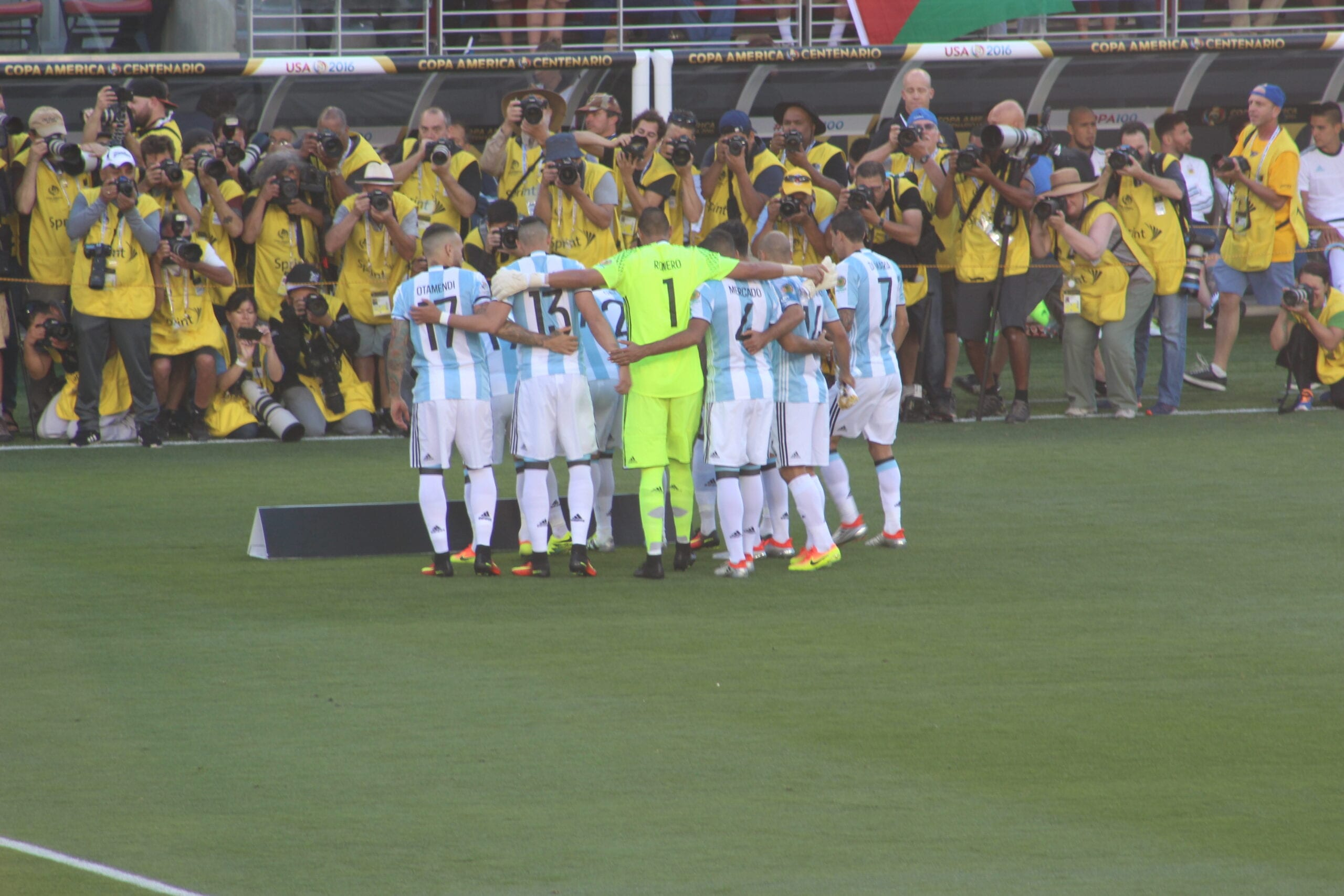 copa america in the spotlight