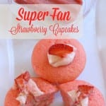 Super Fan Strawberry Cupcakes Filling Recipe
