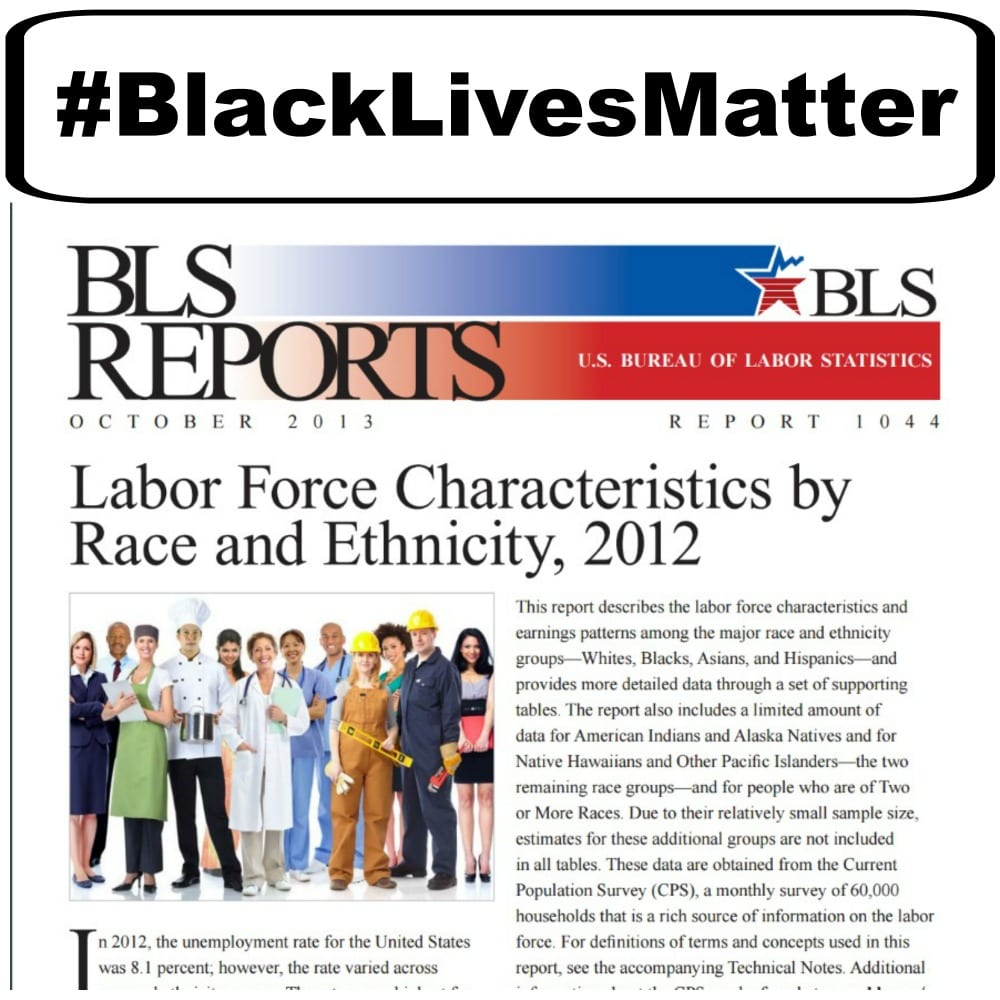 Black Lives Matter - Hero