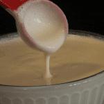 Bionicos recipe crema 2