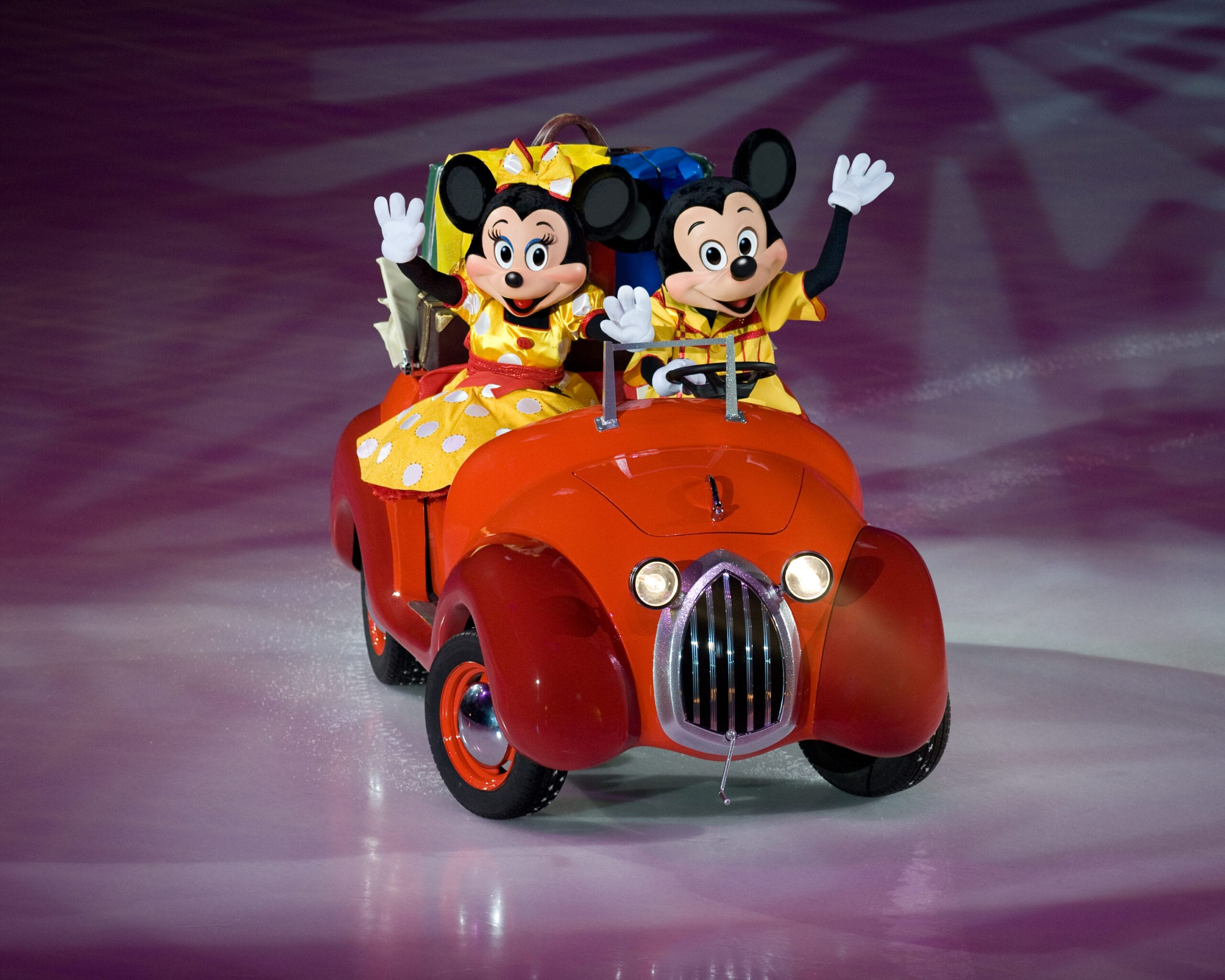 WIN Tickets to Disney On Ice: Bay Area