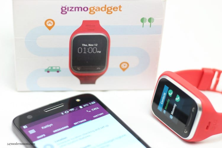 Gizmo Gadget Review App