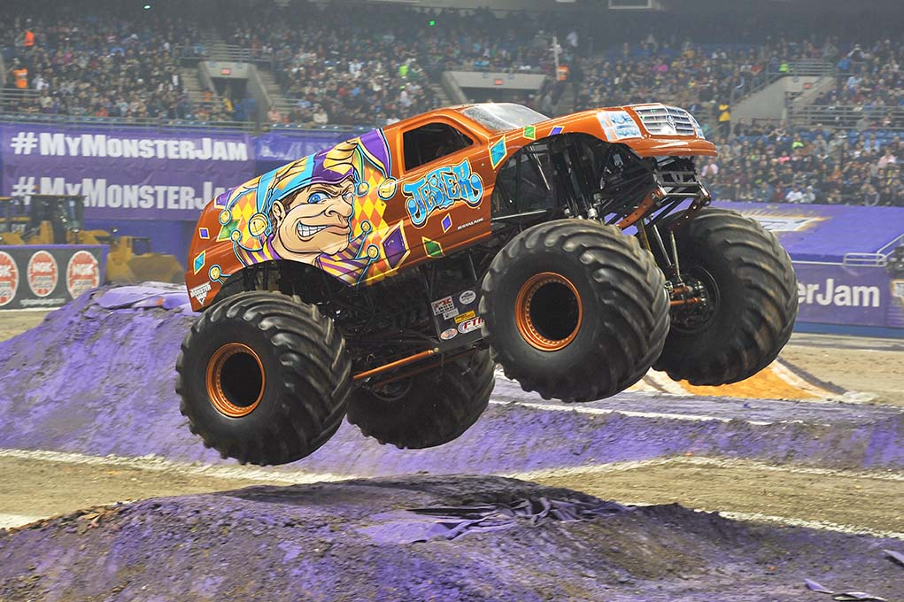 Monster Jam Bay Area 2