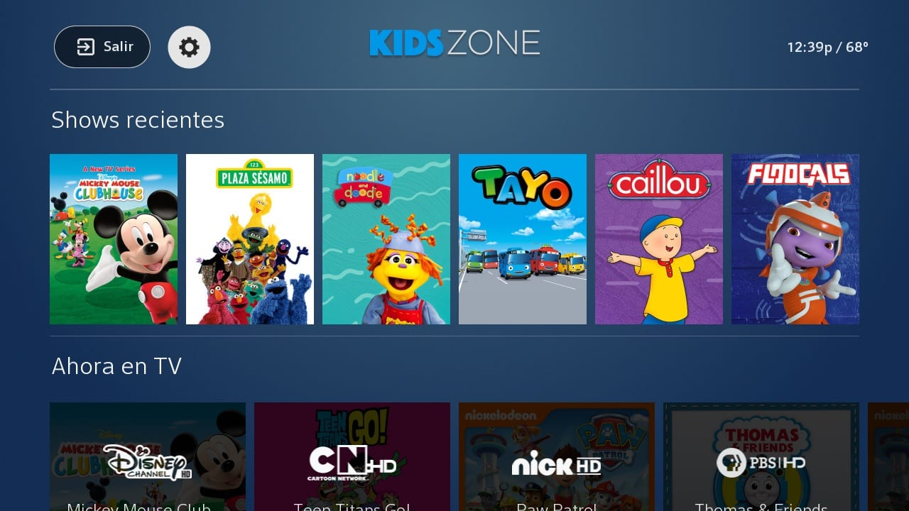 Xfinity's Kids Zone Puts Parents in the Driver's Seat.