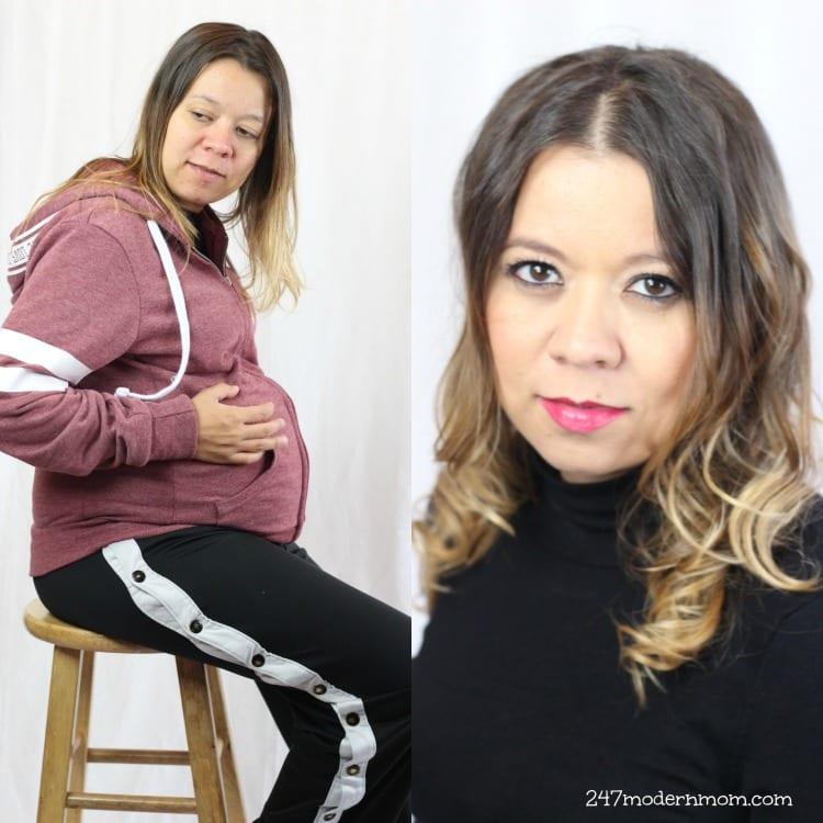 Pregnancy Fashion Makeover