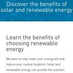 before you hire a contractor information on renewable energy