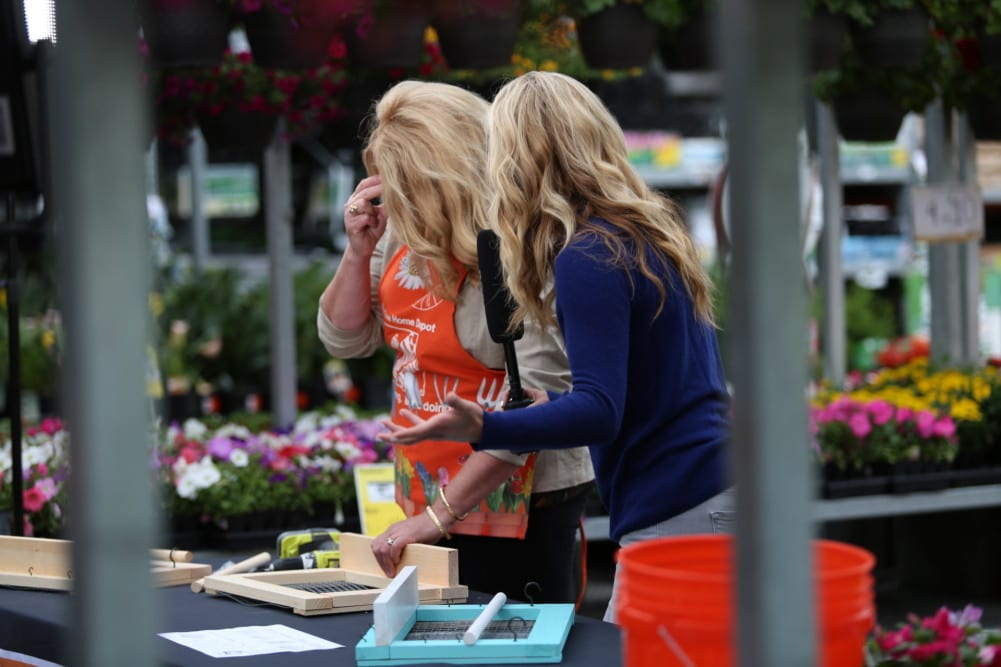 free diy classes home depot east palo alto