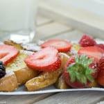 French toast recipe with fresh fruit